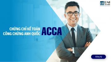 Khóa học ACCA MA/F2 – Kế toán quản trị (Management Accounting)