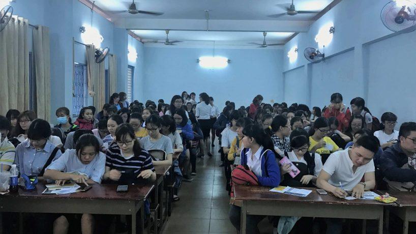 """Hội thảo """"Kiến thức và cơ hội việc làm tại Big4"""" – Đại học Sài Gòn"""