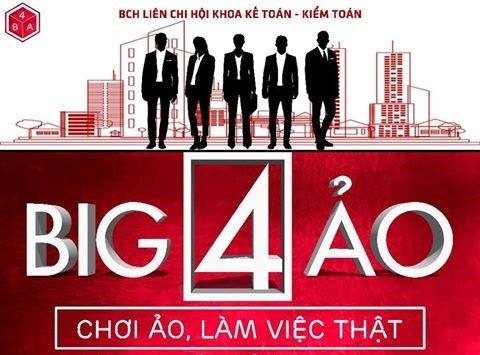 """Cuộc thi """"Big 4 Ảo"""" – Đại học Kinh tế Luật"""