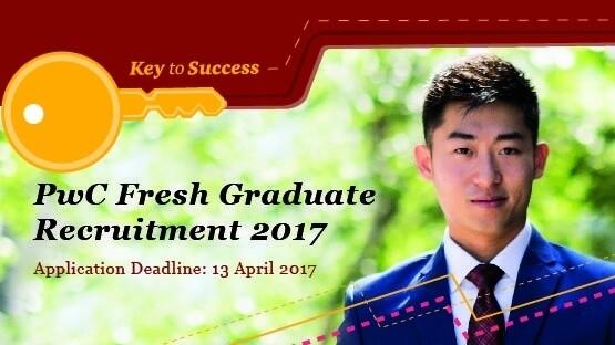 Chương trình tuyển dụng tân cử nhân 2017 của PwC