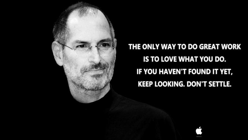 Những bài học thành công từ Steve Jobs