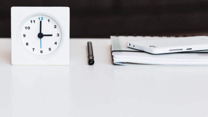 Mẹo nhỏ để quản lý thời gian hiệu quả trong thời đại công nghệ