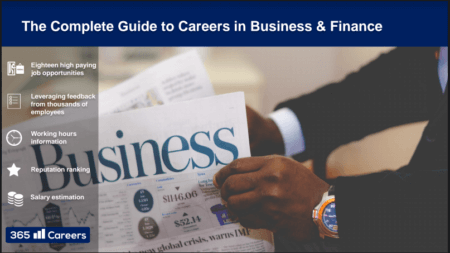 "Tài liệu ""The Complete Guide to Careers in Business & Finance"""