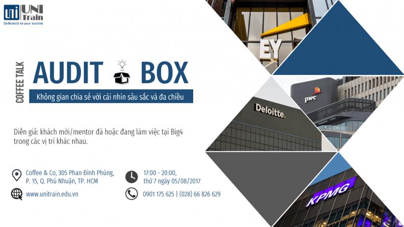 Hội thảo AUDIT BOX – Big4 Internship Program