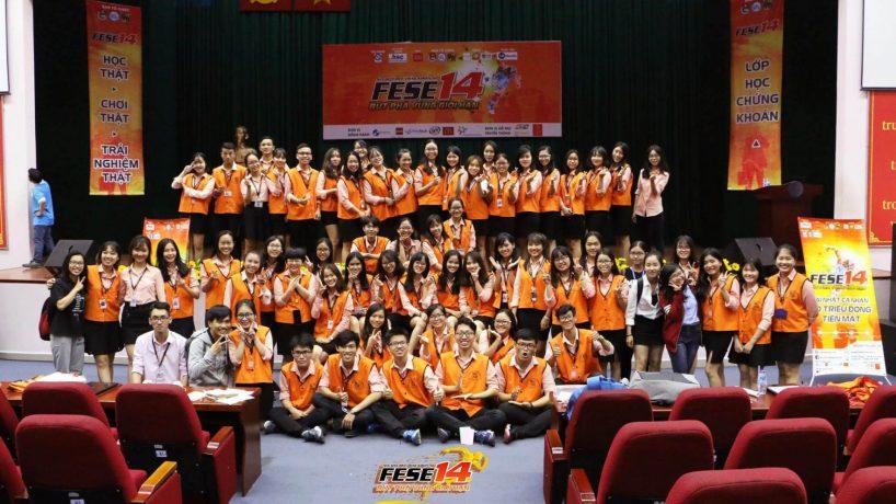 Chung kết Sàn chứng khoán ảo FESE 14 – Đại học Kinh tế – Luật