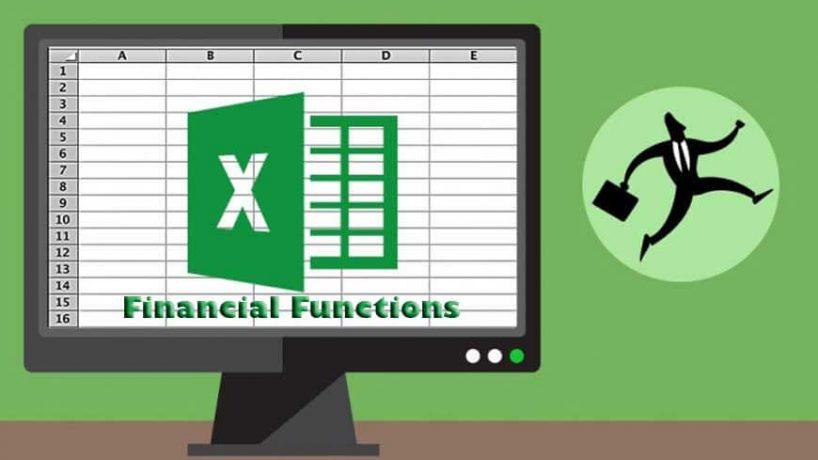 Các hàm Excel nâng cao – hàm tài chính
