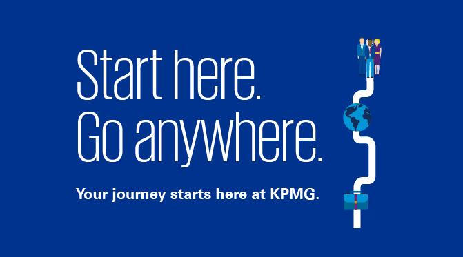 Chương trình tuyển dụng Fresh Graduates KPMG 2018