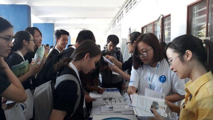 UniTrain tham gia Diễn đàn YouthSpeak – Economy & Finance