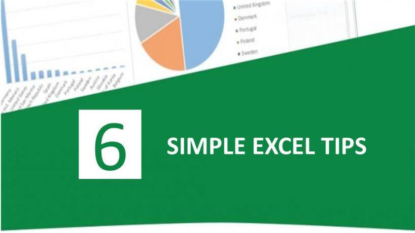 Tips Excel văn phòng (phần 1)