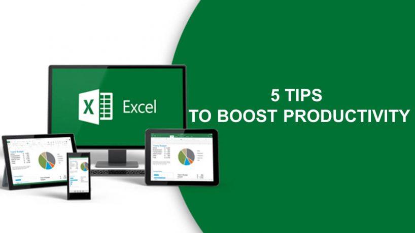 [Excel tips] I 5 tips Excel cho dân văn phòng (phần 2)
