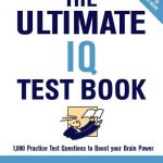 [Give-away] I THE ULTIMATE IQ TEST BOOK