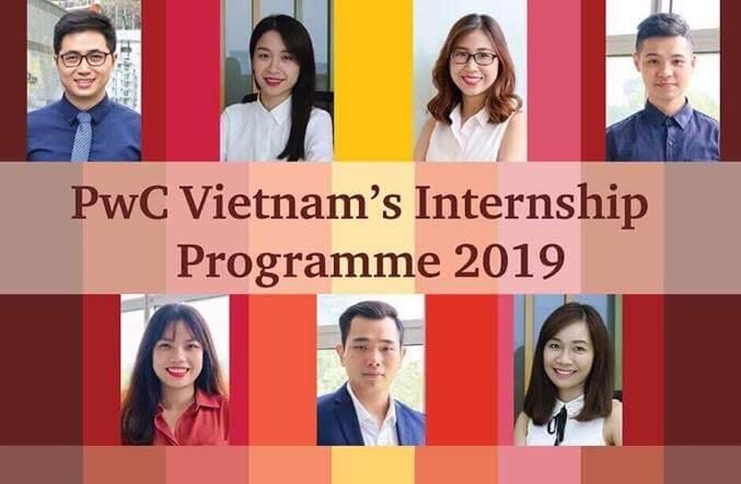 PwC Intertnship Programme 2019