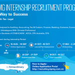 KPMG Internship recruitment 2019