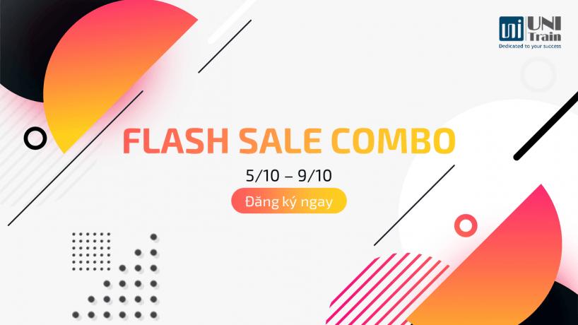 Chương trình FLASH SALES COMBO