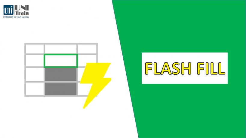 Mẹo tách nhanh dữ liệu thô trong Excel bằng Flash Fill