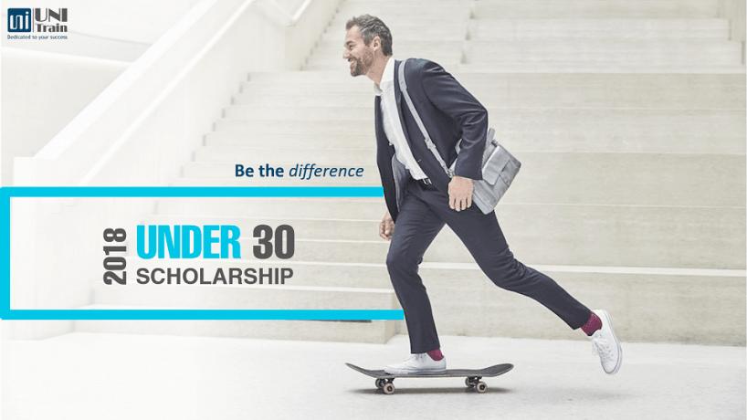Học bổng UniTrain – Under 30 Scholarship