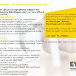 EY Audit Manager, Insurance, Assurance Services