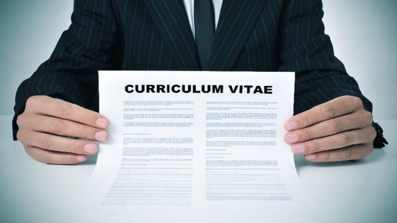 6 lỗi khi viết resumé để vào ngành tư vấn quản trị