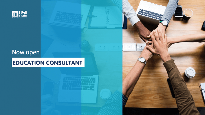 UniTrain tuyển dụng vị trí Education Consultant