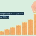 Tốc độ tăng lương bình quân của Việt Nam dẫn đầu khu vực Châu Á