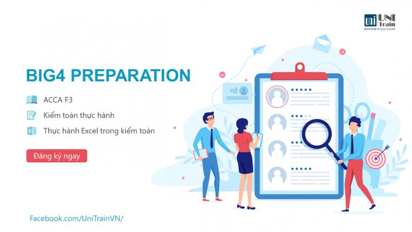 COMBO Big4 Preparation 2019