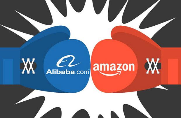 Đại chiến Amazon vs Alibaba tại Việt Nam