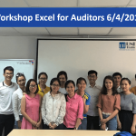 Recap Workshop Excel for Auditors