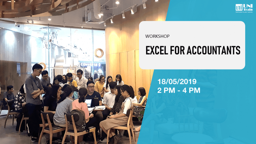 Workshop Excel for Accountants