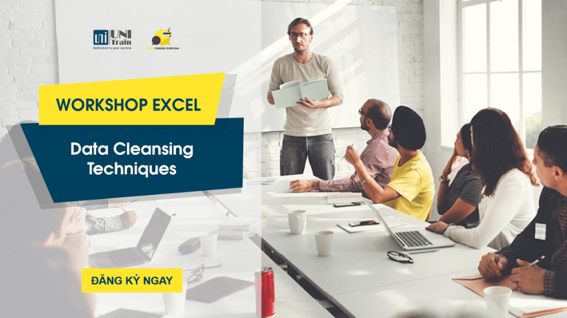 Workshop Excel – Data Cleansing Techniques