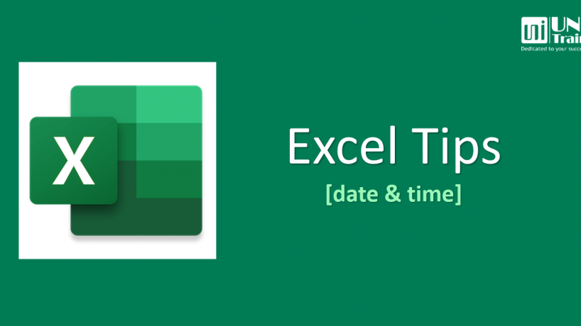Điều chỉnh định dạng ngày giờ trong Excel