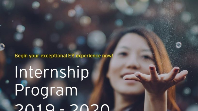 [EY Vietnam] FSO Assurance Services _ Internship Program 2019 – 2020 , Ho Chi Minh City Office