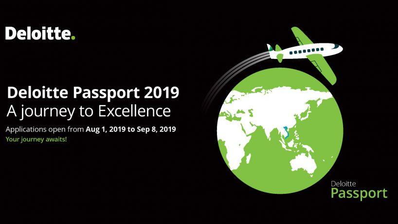 Deloitte Passport 2019
