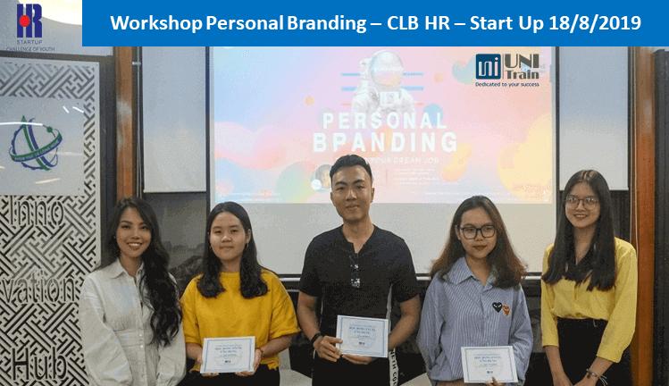 """[Recap] Workshop """"Personal Branding"""" – Đại học Kinh tế Tp.HCM"""