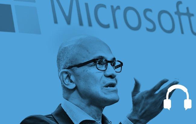 """""""Vượt mặt"""" Apple và Amazon, Microsoft trở thành công ty có mức vốn hoá lớn nhất thế giới năm 2019"""