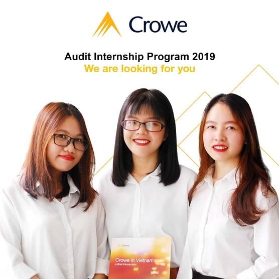 [CROWE VIETNAM] Internship Program 2019