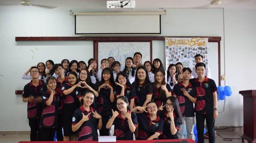 [Recap] Lễ tuyên dương Sinh viên 5 tốt Khoa Kế toán – Kiểm toán trường Đại học Kinh tế – Luật Tp.HCM