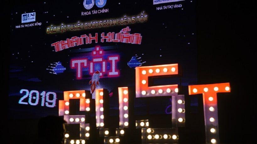 [Recap] Đêm hội Tuyên dương Sinh viên 5 tốt Khoa Tài chính – Trường Đại học Kinh tế Tp.HCM