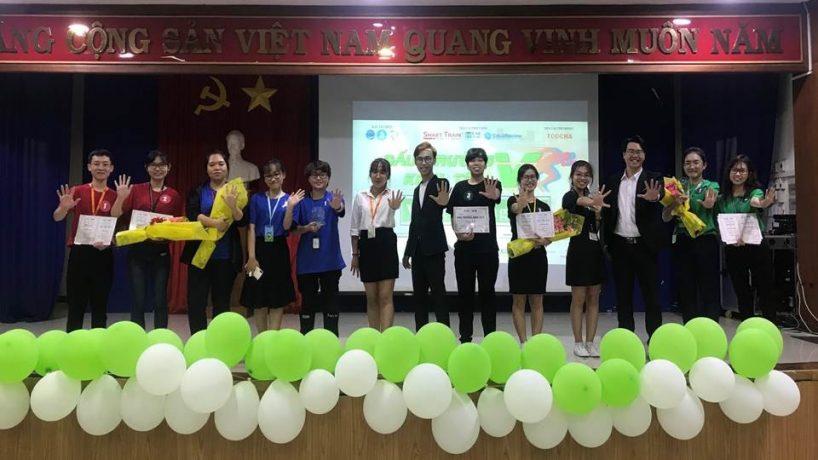 [Recap] Chung kết cuộc thi Đấu trường Kinh tế V – CLB Đầu tư Tài chính (SFIC) trường Đại học Sài Gòn