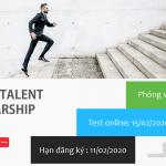 Học bổng UniTrain Young Talent Scholarship 2020 – Chắp cánh tài năng trẻ