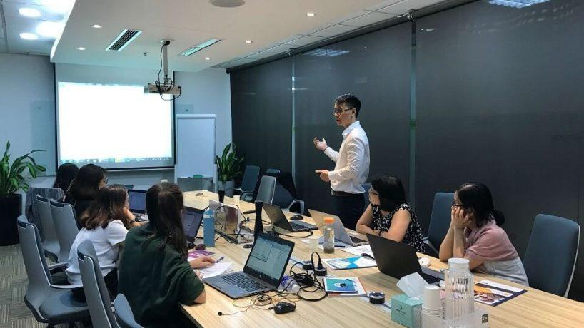 Đào tạo Phân tích và trực quan hóa dữ liệu trên Power BI