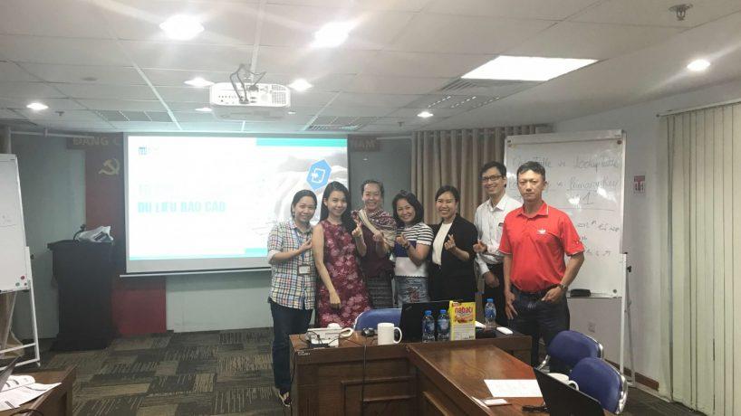 UniTrain tổ chức chương trình đào tạo Advanced Excel for Professionals cho POC Việt Nam