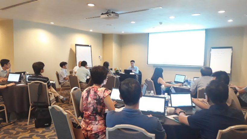 BOT Phú Mỹ 3 phối hợp với UniTrain tổ chức khóa học Data processing in Excel