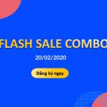 Chương trình Flash Sale Combo 2020