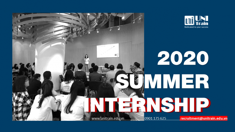 UniTrain – Summer Internship Program 2020