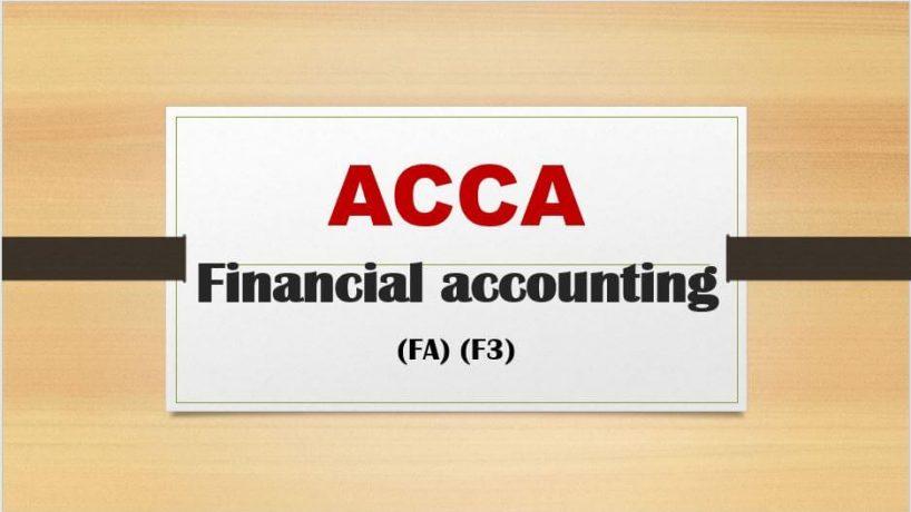 Chia sẻ kinh nghiệm chọn môn học để khởi đầu với ACCA