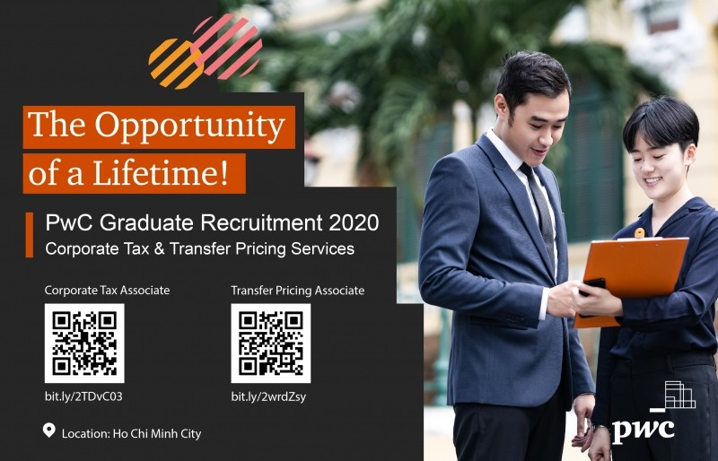 [PwC Việt Nam] Graduate Recruitment 2020