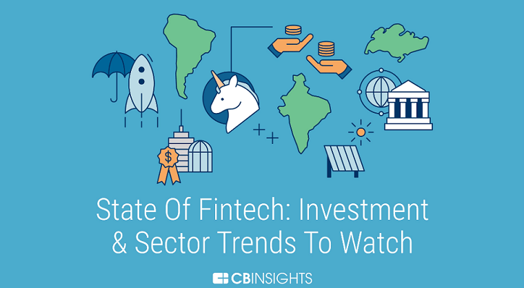 Download tài liệu State of Fintech: Investment & Sector trend to watch