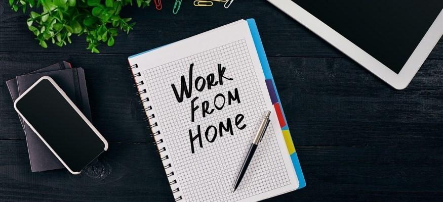 5 thói quen lành mạnh khi làm việc tại nhà