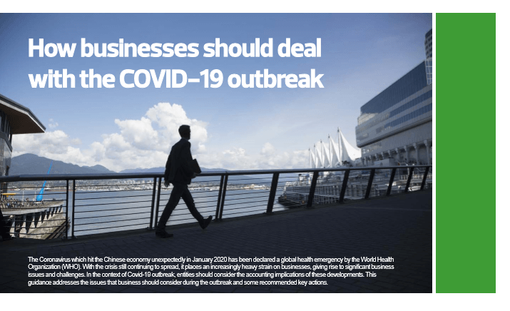 Download tài liệu How Businesses should deal with the COVID-19 outbreak