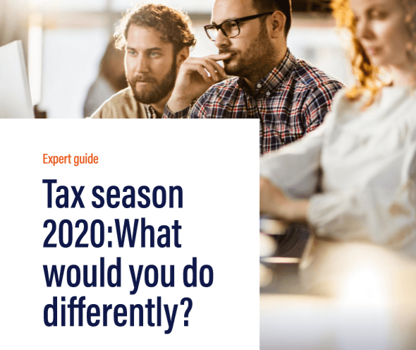 Download tài liệu Tax season 2020: what would you do differently?